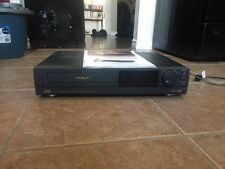 JVC HR-D960U Hi-Fi Stereo Video Cassette Recorder