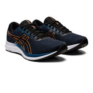Asics Mens Gel-Excite 7 Running Shoes Trainers Sneakers - Navy Blue Sports