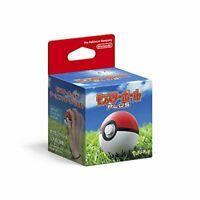 Nintendo Pokemon Poke Ball Plus Pocket Monster Ball Switch import Japan