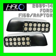2009-2014 Ford F150/Raptor LED Off Road Mirror Upgrade by Oracle Lighting 2PC