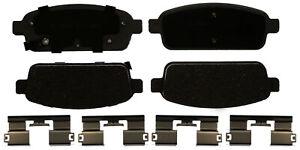 Disc Brake Pad Set fits 2011-2017 Chevrolet Cruze Sonic Volt  ACDELCO ADVANTAGE