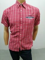Camicia TOMMY HILFIGER Uomo Taglia size XL Shirt Man Chemise Homme Cotone 8069