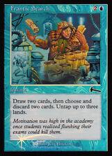"Frantic search ""Urza 's Legacy"" foil card English mtg fbb m/nm 3136f"