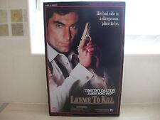 "Sideshow 12"" James Bond 007 Action Figure - Robert Davi as Franz Sanchez"