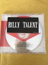 Billy Talent - Billy Talent - 2003 - New CD PROMO