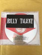 Billy Talent - Billy Talent - 2003 - New CD PROMO