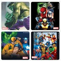Marvel Avengers Stickers x 8 - Favours - Birthday Party Loot Bags Marvel Sticker