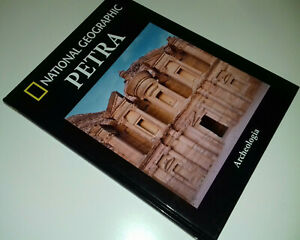 national geographic - petra - archeologia