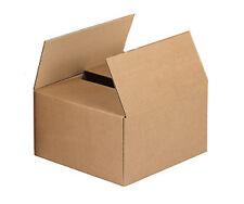 Single Wall Cardboard Boxes/Cartons 155x130x95mm (6x5x3.75ins)25/pack