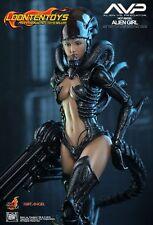 Hot Toys 1/6 HAS002 – Alien vs. Predator: Alien Girl IN STOCK