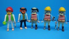 Playmobil Island pirates series with weapons 5 figures for collectors 143