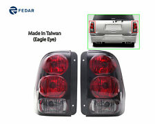 Eagle Eyes Tail Light Lamp Fit 2002-2008 Chevy Trailblazer Pair