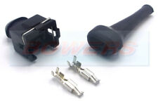EBERSPACHER / WEBSATO HEATER FUEL PUMP 2 WAY 2 PIN FEMALE CONNECTOR PLUG KIT