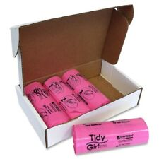 "Stout Tidy Girl Feminine Hygiene Disposable Bags - 7.25"" X 14"" - 1.20 Mil (tguf)"