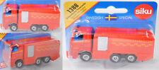 Siku Super 1388 03000 Scania P 380 Schwedische Feuerwehr, Sondermodell