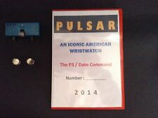 1970's Pulsar 386 Batteries with Spacers, Customised Wrench & Instructional DVD