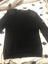 RARE POLO SPORT RALPH LAUREN Wool Flag Sweater VINTAGE 90s