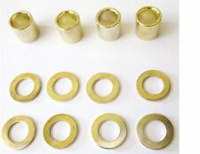 Brand New Skateboard Bearing Spacers and washers Color Gold
