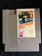 Metroid Original Nintendo NES - Tested S18