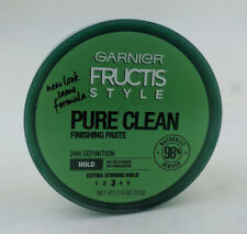 Garnier Fructis #3 Finishing Paste Style Pure Clean 24h Extra Strong Hold 2oz