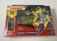 ❗️Transformers Headmaster HardHead Walmart Exclusive Retro Reissue Brand New
