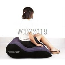 Toughage Body Wedge Posture Inflatable Pillow Sofa Bed Chair Cushion Curve Pad