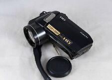 NO BATTERY NO CHARGER SANYO VPC-HD1000 BK Digital Photo/Video Camera Camcorder