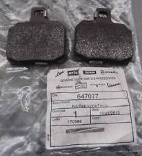 Genuine Gilera Nexus Piaggio Beverly X9 Disc Brake Pads 647077 Pasiglia Freno