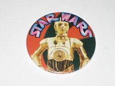 1977 Original STAR WARS Pinback Button Badge