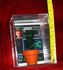 """L@@K~~Resident Evil(inspired By) LARGE 4"""" GREEN HERB..See Pics!.(BRAND NEW)"""