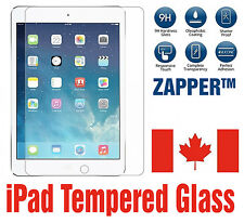 Tempered Glass Screen Protector for Apple iPad - (All models) Fast Shipping