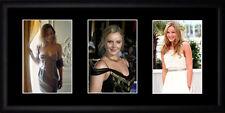 Abbie Cornish Framed Photographs PB0518
