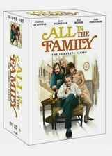 ALL IN THE FAMILY The Complete DVD Series Seasons 1-9 - NEW USA SELLER