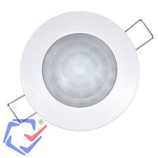 Maclean Detector Sensor de movimiento empotrable techo 360º Interior Interruptor