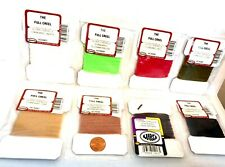 Wapsi Ultra Standard Chenille Fly Tying Material Choice of Color ( One Package )