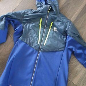 Salomon Rise Jacket Mens, Mens jackets size Medium
