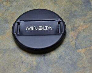 Minolta AF LF-1162 62mm Front Lens Cap Snap-On Auto Focus Lenses (#3280)