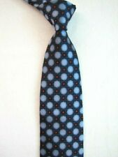 CENTER STREET TIE MAKERS Luxury Silk Neck tie Hand Made in Italy NEW WITH TAGS