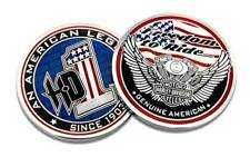 Harley-Davidson American Legend #1 Challenge Coin, 1.75 in Coin 8008482