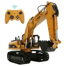 WLtoys 16800 1/16 RC Alloy Excavator 23CH Digger Engineering Car Model Toy Kits