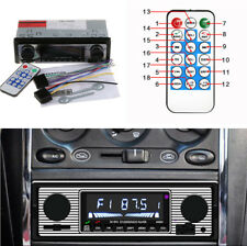 4-Kanal Auto Stereo MP3 Player Bluetooth USB SD Kartenleser FM Radio Empfänger