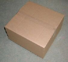 NEW HEAVY DUTY 20 CARDBOARD BOXES  355mm x 355mm x 240mm SHIPPING STORAGE.