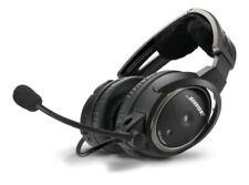 BOSE A20 Aviation Headset Bluetooth LEMO or GA Twin Plugs