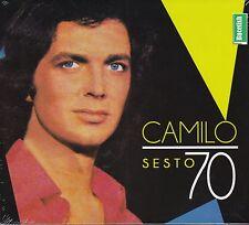 Camilo Sesto 70 CAJA DE CARTON 2CD+1DVD New Nuevo Sealed