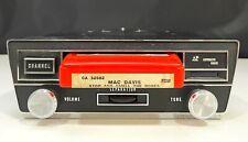 Vintage Automatic Radio Mel 6740 Japan 8 Track Auto Car Tape Player Works