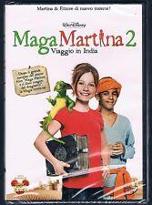 MAGA MARTINA 2 VIAGGIO IN INDIA DVD DISNEY SIGILLATO!!!