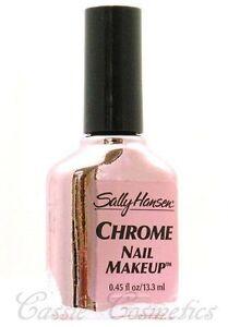 Metallic - Sally Hansen Chrome Nail Polish - Garnet Chrome 04