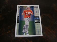 2000 Upper Deck Victory Football---Rookie---#326 Tom Brady