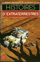 Livre de poche histoires d'extraterrestres Jacques Goimard book