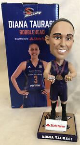 Diana Taurasi Signed Phoenix Mercury WNBA Bobblehead - 20 Seasons 2016